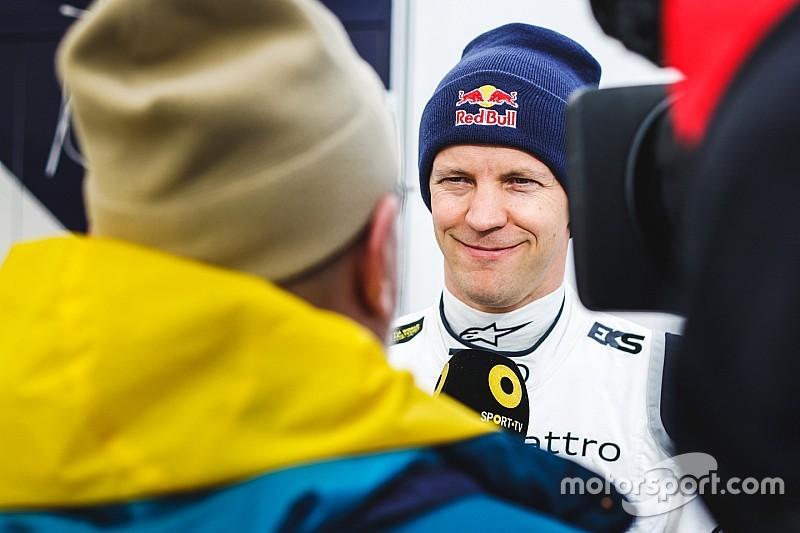 Nach dem Audi-Rückzug: Wie geht es mit Mattias Ekström weiter?