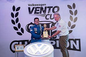 Touring Breaking news Consistency key to Vento title, says Dodhiwala