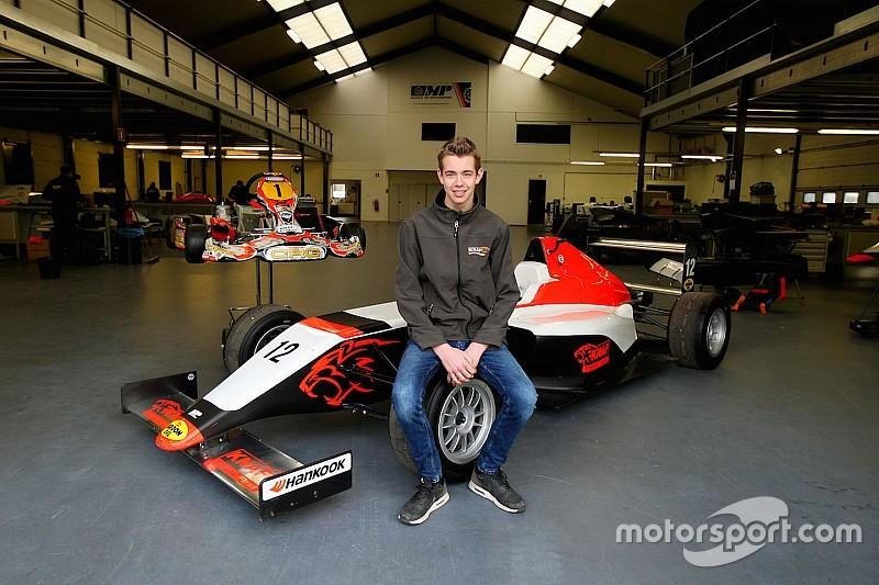 Версхор присоединился к молодёжной программе Red Bull