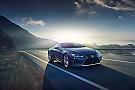 Lexus neemt hybrideversie LC 500 mee naar Genève