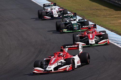 Livestream: Super Formula round two at Okayama