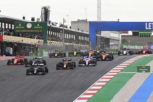 F1: Verstappen e Pérez trocam farpas após batida em Portugal