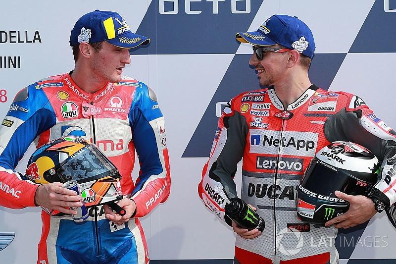"""Miller: """"Mis planes para la carrera son intentar llegar al podio"""""""