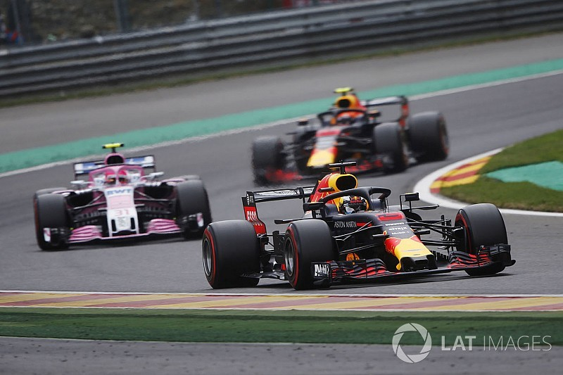 Video: Verstappen en Ricciardo over hun favoriete inhaalbeweging