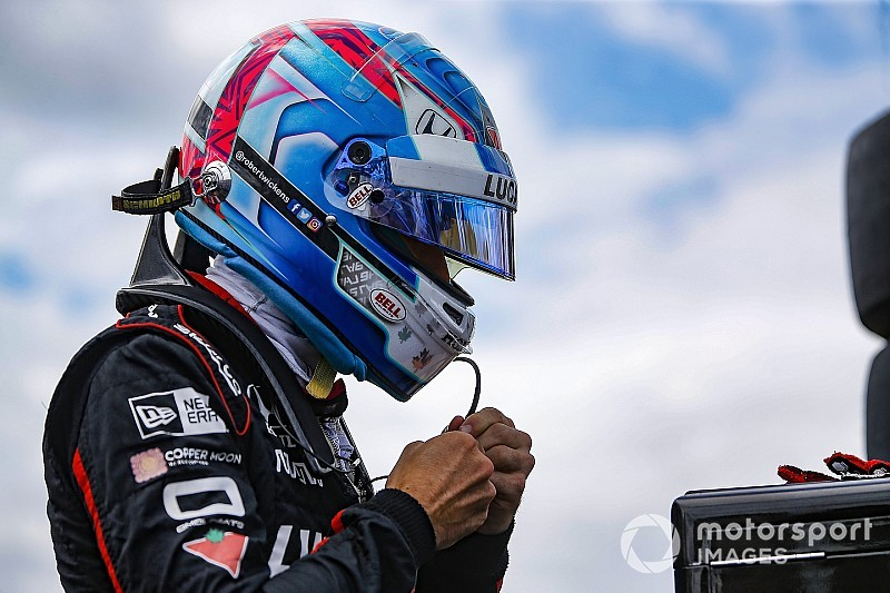 """Wickens: Racing in IndyCar again is """"the dream"""""""
