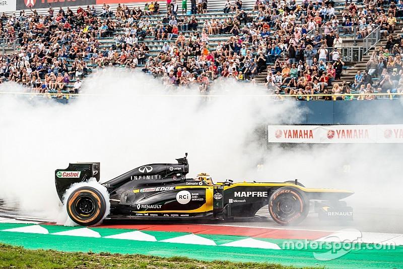Aitken trakteert Assen op Formule 1-actie: