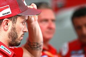 """Dovizioso: """"En 2019 espero a Suzuki y Yamaha en la lucha por el título"""""""
