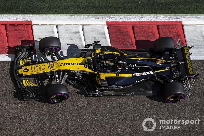 雷诺更换F1车队名字