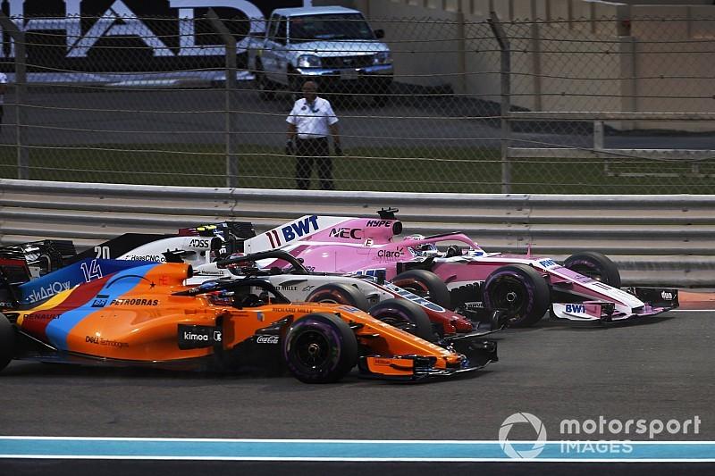 Force India dice que no venció a McLaren por