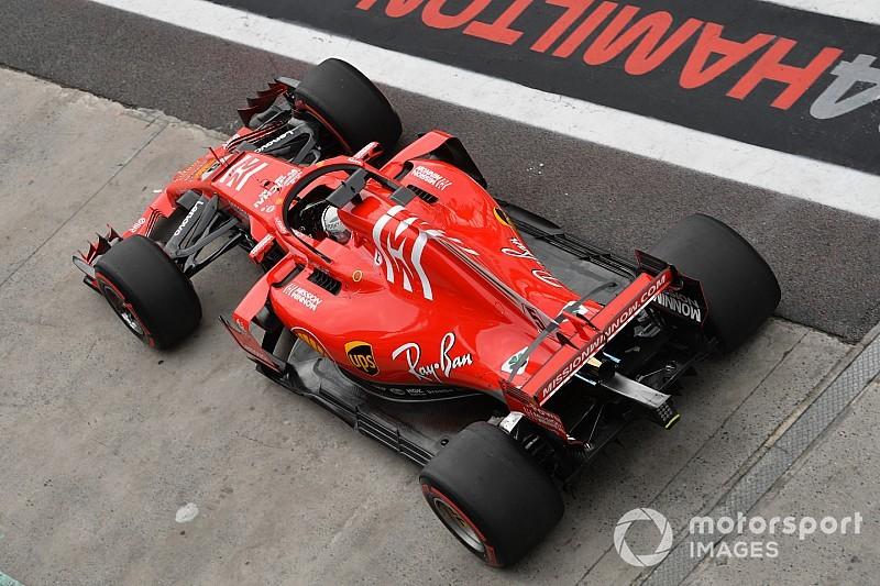 Ricciardo chiede di modificare le regole della pesa dopo il caso Vettel in Brasile