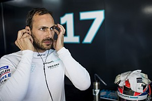 Paffett joins Mercedes' 2019 IGTC line-up
