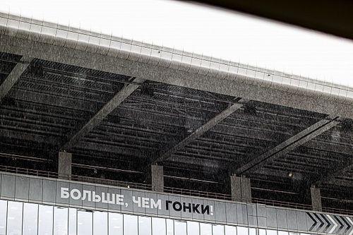 ¿Qué hará la F1 con la clasificación ante la lluvia de Rusia?