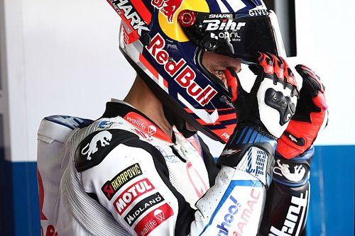 A Zarco no le ha sentado bien la renovación con Ducati