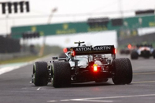 Aston Martin prêt à faire appel de la disqualification de Vettel