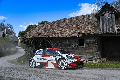 VIDEO: Ogier neemt leiding over in WRC Rally van Kroatië