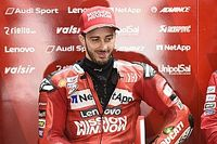 """Dovizioso: """"No tengo dolor y soy optimista para Jerez"""""""