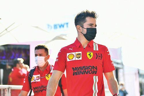 Leclerc belandt op weg naar GP Amerika in New York na vergissing