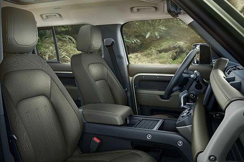 Blokklánc-technológiával tenné környezetbaráttá bőrborításait a Jaguar Land Rover