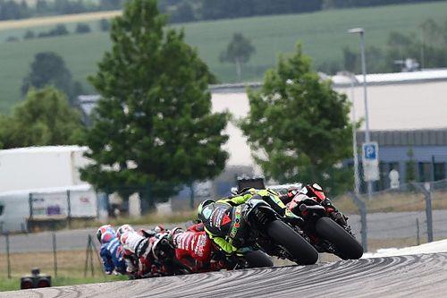 Rossi Akui Yamaha Tertinggal dari Pabrikan Lain