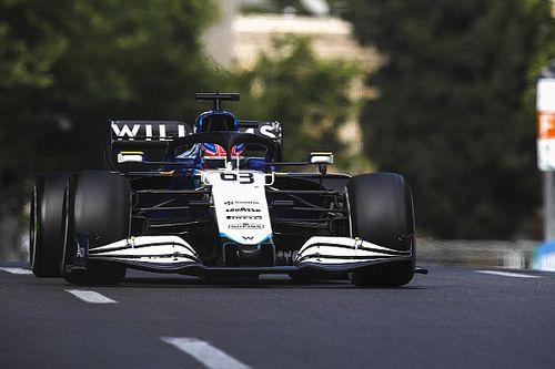 Sensible au vent, Williams a modifié ses bargeboards