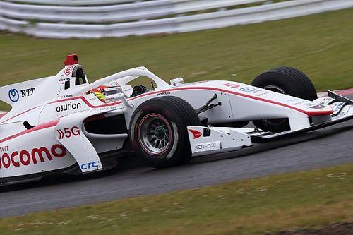 Sugo Super Formula: Fukuzumi charges to maiden series win