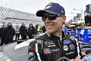 Kevin Harvick's Speedweeks started slow but is gaining speed