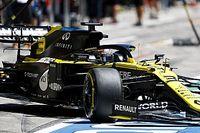 Ricciardo conserve son châssis et son moteur malgré son crash