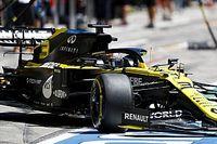 Vídeo: el duro accidente de Ricciardo en la FP2 de Estiria