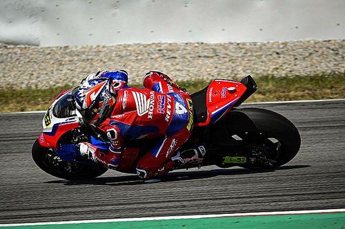 """Bautista: """"Honda me hace sentir en SBK como si estuviera en MotoGP"""""""
