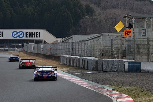 Full-course yellow back on the agenda for Super GT