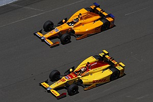 IndyCar Interview RHR: Communication with a one-off like Alonso sometimes a