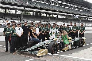 IndyCar Noticias de última hora Carpenter: