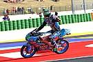 Moto3 Bastianini perde la pole per una penalità di 3 posizioni in griglia