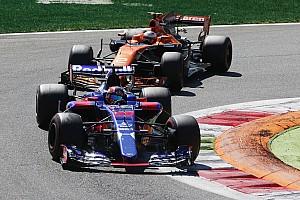 Három évre írt alá a Toro Rosso a Hondával