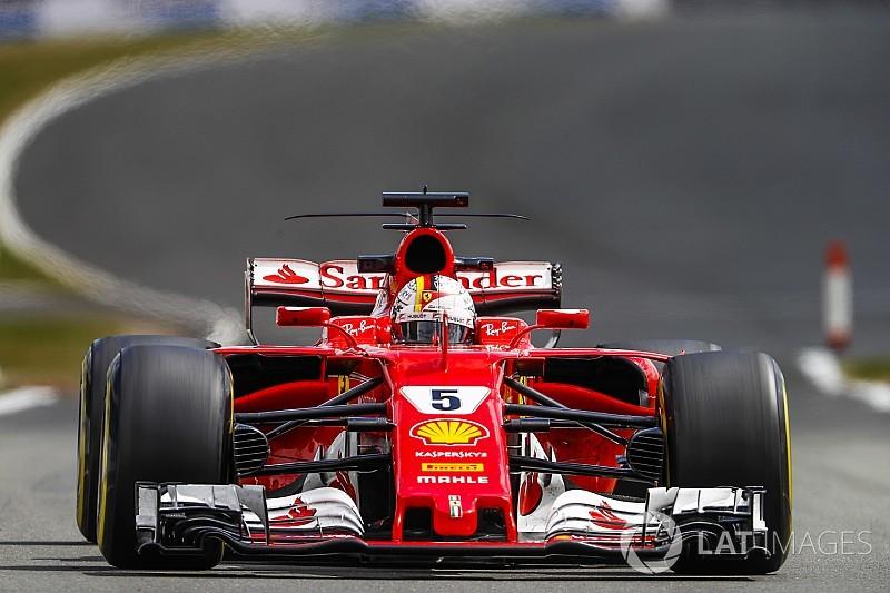 Vettel: Mercedes'in sıralama hızı oyunu değiştiriyor
