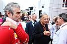 Формула 1 Маркионне опроверг слухи об увольнении Арривабене