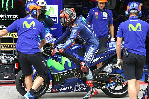 Vinales warns Yamaha against changing chassis after Austria flop