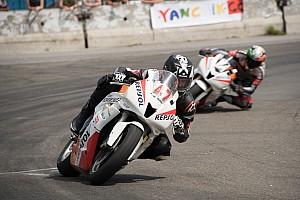 UASBK Репортаж з гонки UASBK, Аматори: Макуха виграв другу поспіль гонку початківців