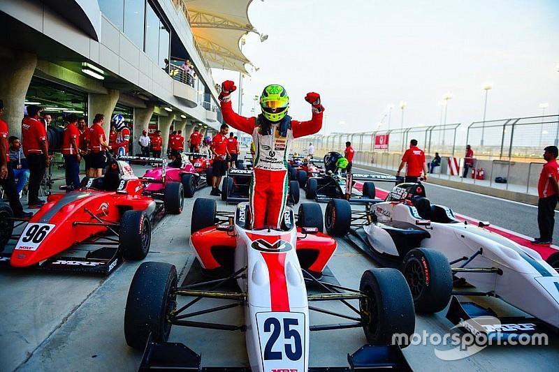Шумахер дважды выиграл в Бахрейне