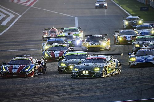 WEC GTE class upgraded to world championship status