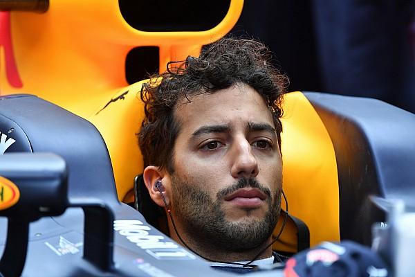 Formule 1 Actualités Ricciardo: Le mauvais début d'année 2017, un