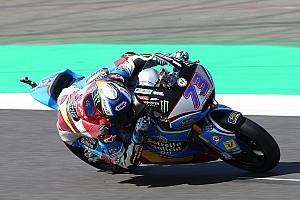 Moto2 Verslag vrije training Marquez ongenaakbaar in tweede oefensessie op Silverstone