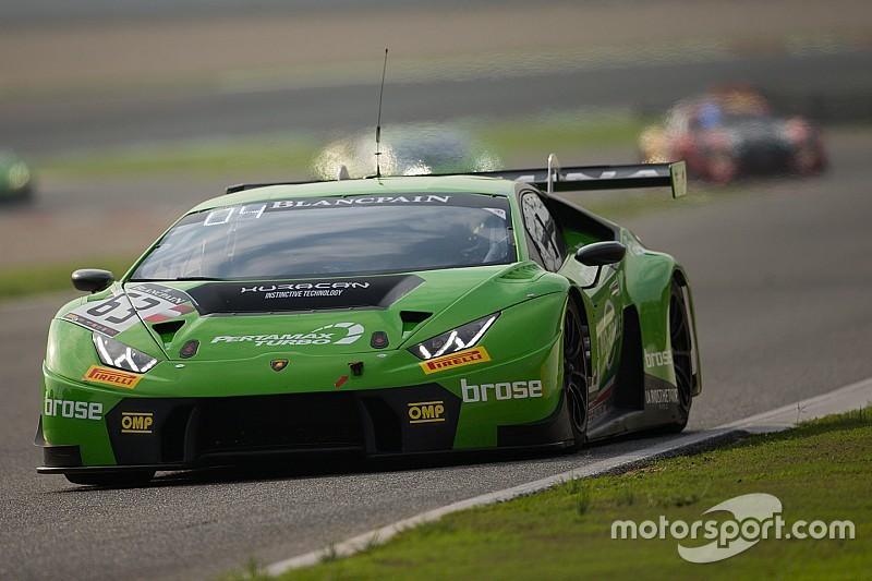 Grasser Lamborghini rebut gelar Blancpain Endurance