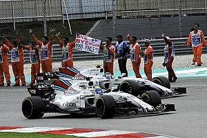 Forma-1 Jelentés a versenyről Williams: Majdnem tökéletes maláj hétvége