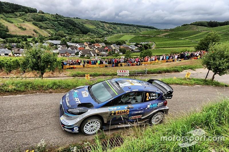 【WRC】ドイツ3日目:首位タナク、21秒差をつけて最終日へ