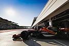 【F1】マクラーレン、テスト初日2番手。PUにも新エレメント投入