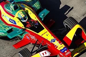 Формула E Отчет о гонке Ди Грасси вышел в лидеры Формулы Е перед финальной гонкой