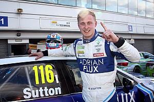 BTCC Breaking news Sutton stripped of Donington BTCC pole position