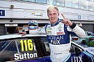BTCC Sutton stripped of Donington BTCC pole position