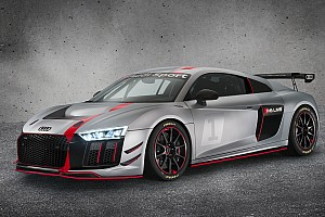 GT News Neuer GT4-Rennwagen: Audi R8 LMS GT4 in New York vorgestellt